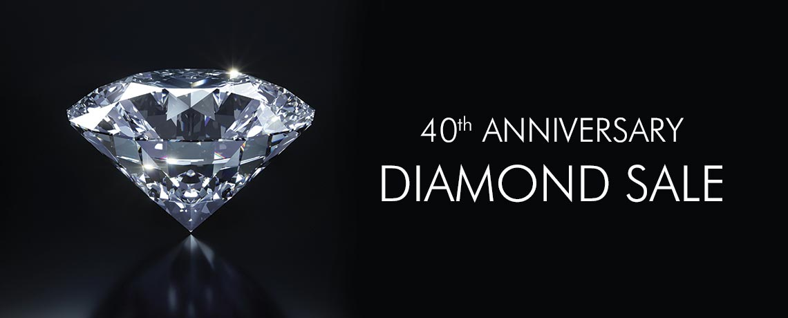 Dawson's Fine Jewelry's 40th Anniversary Sale