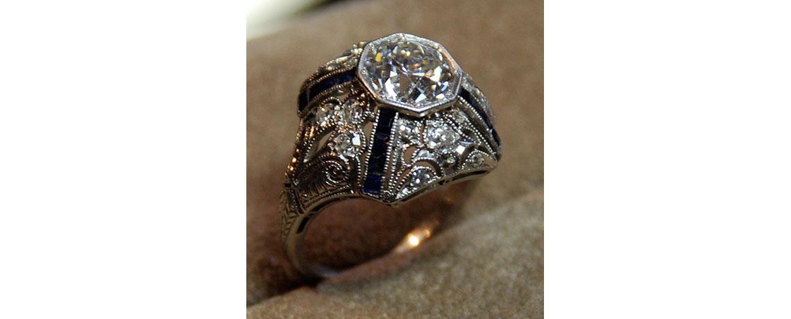 Antique & Estate Jewelry - Dawson's Fine Jewelry, Ltd.