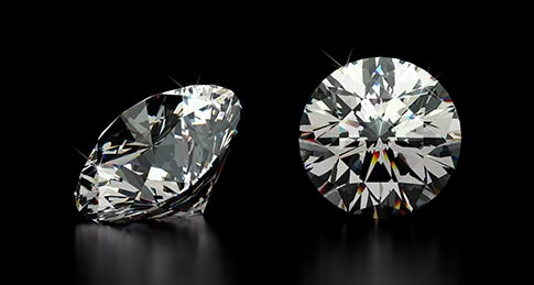 round briliant diamond cut